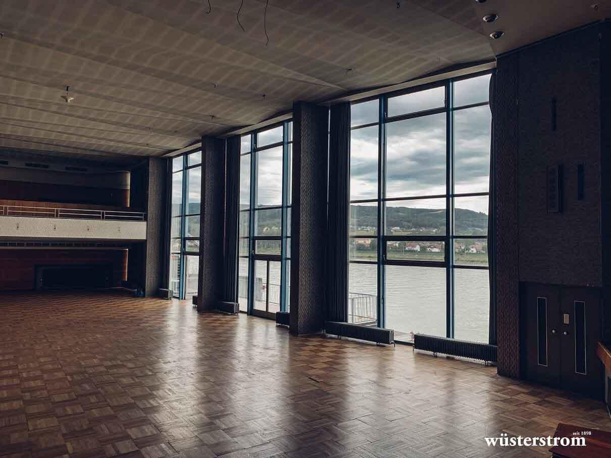 Auftrag der Stadthalle Ybbs 2019
